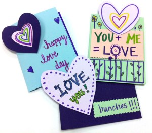 vdaycardmaking