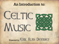 Celtic Music 101