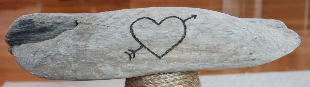 driftwood valentine
